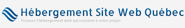 Hébergement Site Web Québec